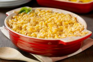 Replacing sour cream with greek yogurt. Will let you know how it tastes. - Healthier Mac and Cheese   The Dr. Oz Show