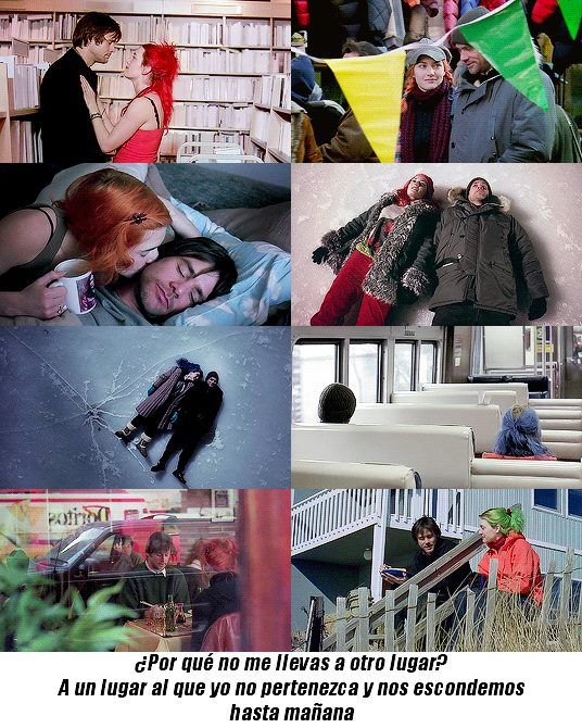 Eternal Sunshine of the Spotless Mind (2004), dir. Michel Gondry
