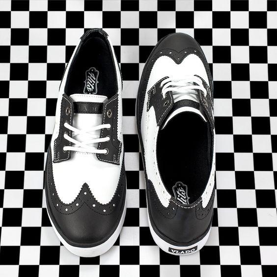 Vlado Footwear presents the Hits. #fashion #style #mensfashion #sneakerheads #mensdress #ootd #blackandwhite #wingtip