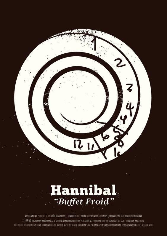 Hannibal - Buffet froid