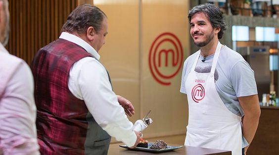 Fabrizio Barata Masterchef Brasil 4ª Temporada Masterchef