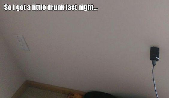 Got a little drunk last night - funny fails - http://jokideo.com/got-a-little-drunk-last-night-funny-fails/