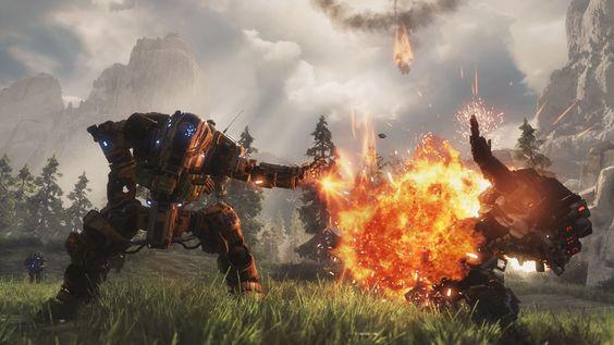 Titanfall 2 - batalha