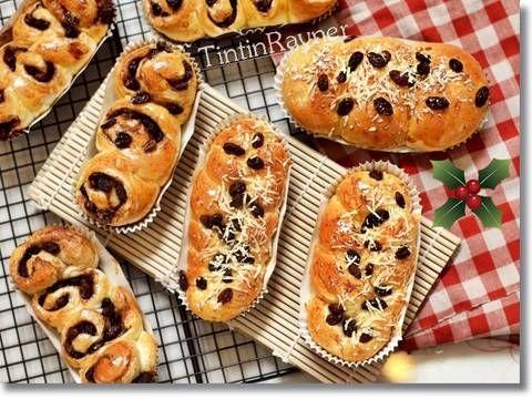 Resep Cinnamon Roll Lembutt Roti Kismis Serat Halus 1 Telur Aja Oleh Tintin Rayner Resep Roti Kismis Cinnamon Roll Kismis