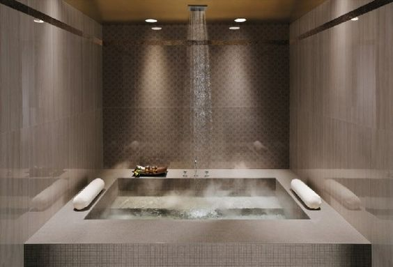 large bath / shower Maybe? For master bath