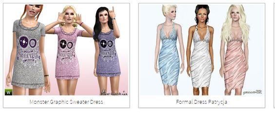 sims 4 gedownloade kleding - Google zoeken