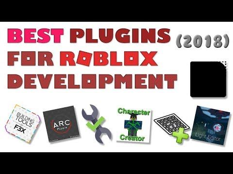 5 Top 10 Plugins For Roblox Development 2018 Youtube Roblox