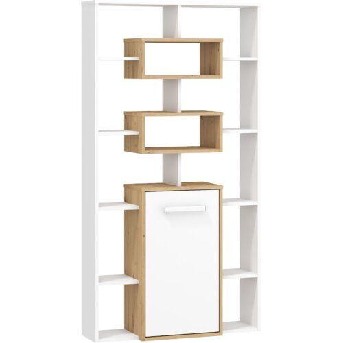 Pembroke Sonoma Oak Shelf Unit | Wayfair Australia | Ideias