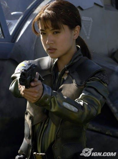 Sharon/Boomer/Athena/Number Eight Grace Park BSG