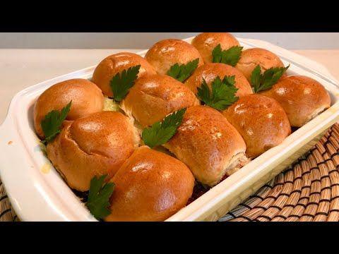ساندويتشات السجق الخرافية وبعتمدها كطبق رئيسي اتمنى تجربوها ساندويتشات رمضان كريم Youtube Food Pretzel Bites Bread