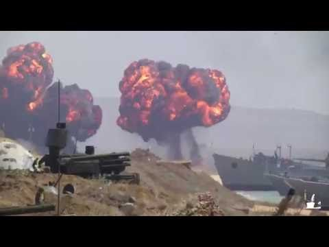 Prelude to further military intervention? Russia conducts massive war games in Caucasus - https://www.therussophile.org/prelude-to-further-military-intervention-russia-conducts-massive-war-games-in-caucasus.html/