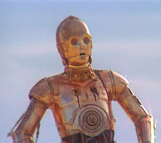 Star Wars IV - C3PO