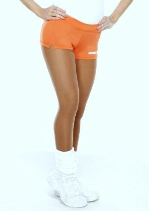 C Pale Nude Footless Tamara Pantyhose Sheer Hooters Uniform 20 Denier sheer