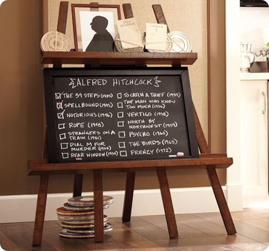 picture display easel