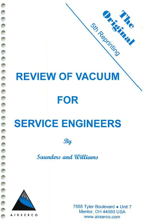 The Bible Of Vacuum For Hvacr Vacuums The Unit Mentor