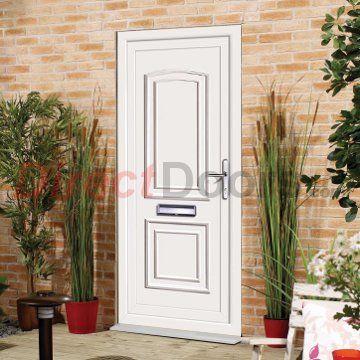 Image of Exterior Maree Solid Pvc Door