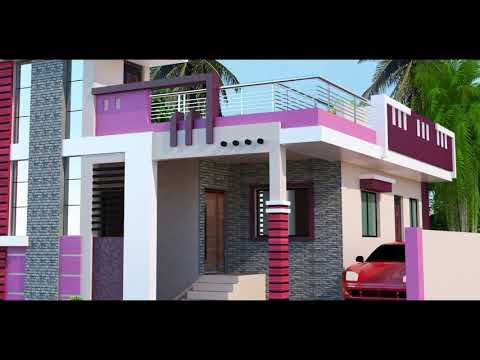 Beautiful Porch Gallery Design Ideas Youtube House Front Design Duplex House Design Village House Design