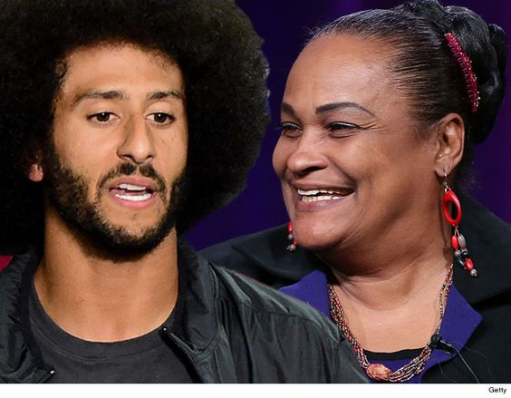 Colin Kaepernick Needs To Apologize For His National Anthem Protest - Muhammad Ali's Ex-Wife