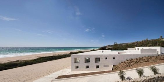 This Beach House in Spain Is a Modern Slice of Paradise