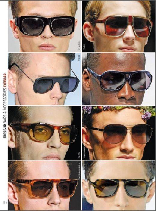¿Se atrevería con estas gafas de sol para hombre?
