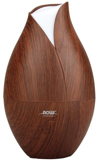 An oil diffuser that can run for up to eight hours (turning off on its own when the timer runs out).