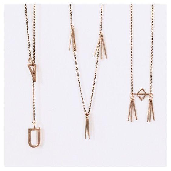 Seaworthy Necklaces