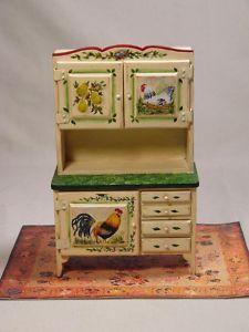 french miniature hoosier on ebay