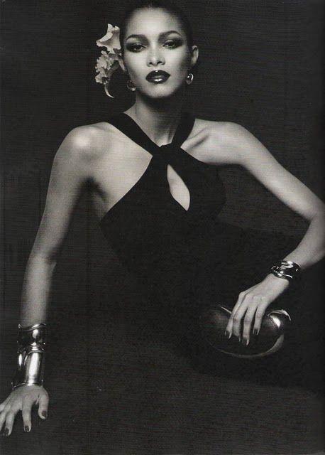 Lais Ribeiro in Vogue