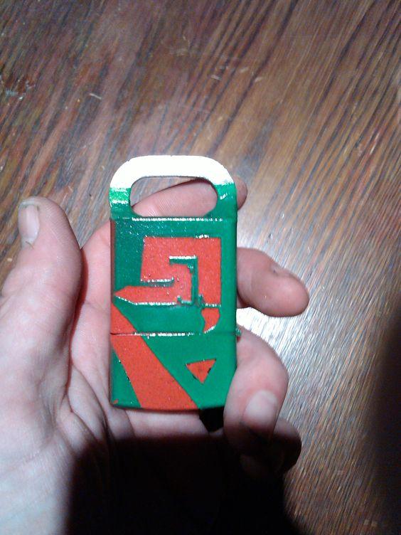 My bottle opener lighter
