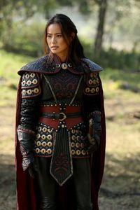 Fa Mulan Armor