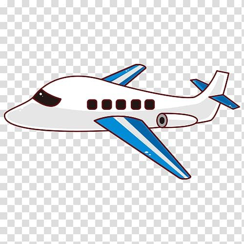 Free Download White And Blue Airplane Illustration Airplane Cartoon Cartoon Airplane Transparent Cartoon Airplane Airplane Illustration Airplane Silhouette