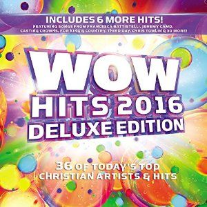 $14.99  Click to open expanded view       Submit  WOW Hits 2016 [2 CD][Deluxe Edition] Various Artists #shop #christian #music #collection