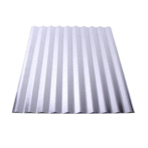 Union Corrugating 2 16 Ft X 12 Ft Corrugated Silver Steel Roof Panel Lowes Com In 2020 Steel Roof Panels Corrugated Metal Roof Corrugated Metal Roof Panels