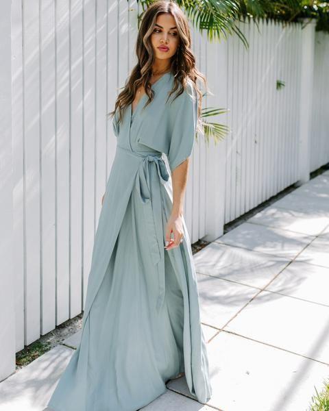 40+ Mint maxi dress ideas