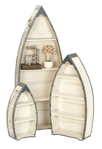 Wood Boat Shelf Set of 3- Purposeful Stylish Nautical Deco [Kitchen] ED OUTLET,http://www.amazon.com/dp/B00858O4VA/ref=cm_sw_r_pi_dp_SNIQsb046MS6GX89