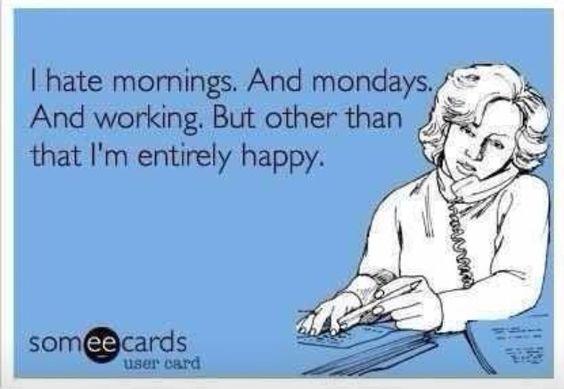 True, haha!