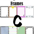This product includes 50 unique C monogrammed stationary pieces. Simply print and use. ...