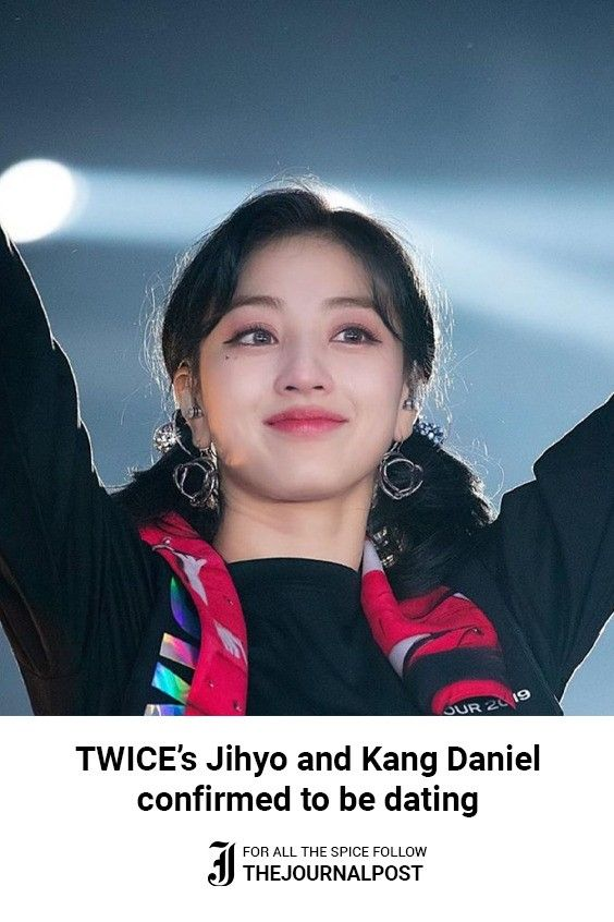 Twice S Jihyo And Kang Daniel Confirmed To Be Dating The K Pop Artists Have Been Together For 7 Mon K Pop Star Pop Singers Pop Star