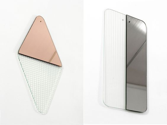 copper + gunmetal + clear--obei obei mirror