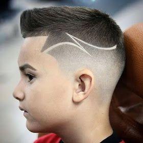 Pin En Peinados Para Nino 2019 Modernos