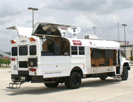 Imagi Motive S Tailgating Bus Tailgate Vehicle Imagi