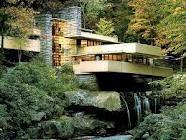 Falling Water-Frank Lloyd Wright.