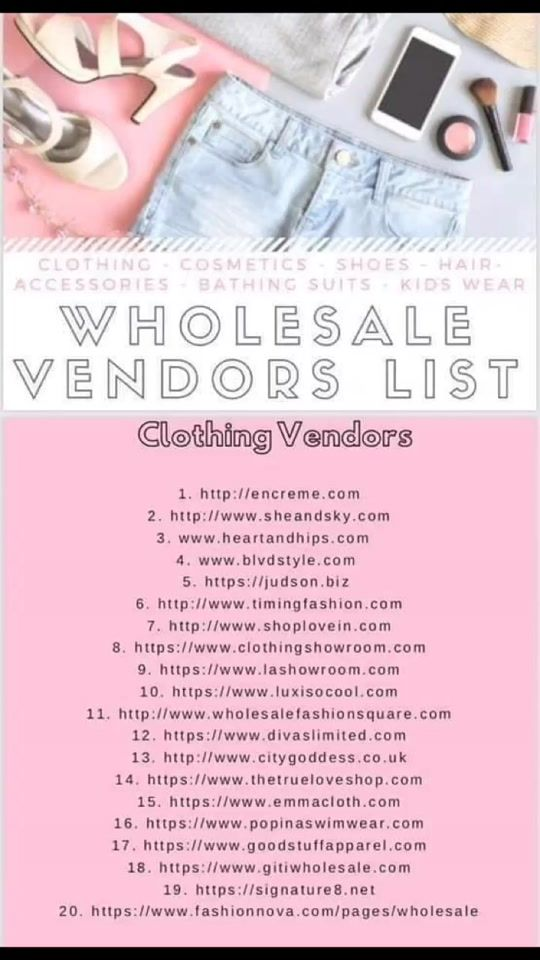 Wholesale Vendors List Followforfollowback Followforhelp Businessowner Smallbusi Small Business Organization Small Business Plan Small Business Marketing