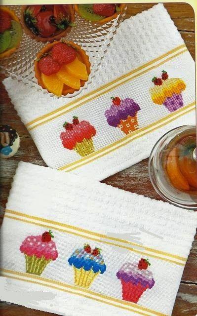 O de Opinar: Cupcakes em Ponto Cruz