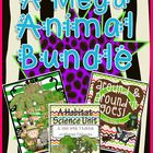 This animal bundle has three of my units in one great bundle not to mention I have taken a dollar off the price of each unit! By bundling three uni...