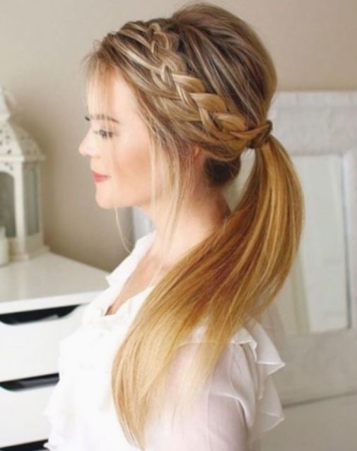 Hairstyles Wedding Guest 2018 Hairstyle Hairstyles