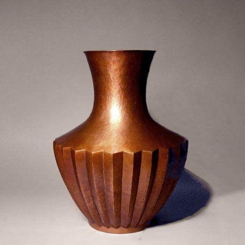 Copper Vases Cobre Hand Hammered Copper Gifts Home Accents Copper Vase Copper Gifts Vase