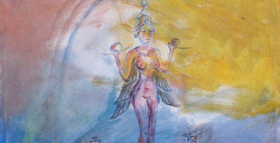 artedea.net - Inanna - Akkadisch-sumerisch-mesopotamische Königin des Himmels…