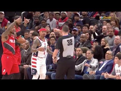 Isaiah Thomas Ejected 1 5 Minutes Into The Game For Making Contact With Ref Youtube Isaiah Thomas Isiah Thomas Isaiah