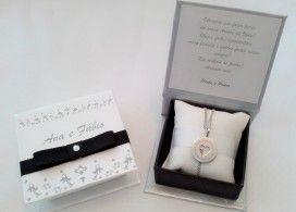 Presente para Madrinhas de Casamento de Coração - Lembranças Especiais